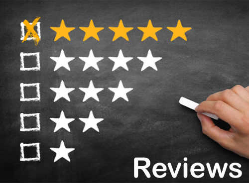 All Reviews Service