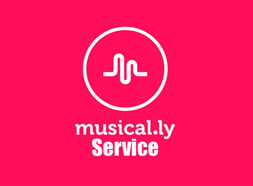 Provide Musical.ly Service